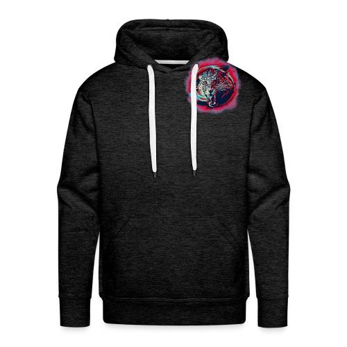jaguard - Sweat-shirt à capuche Premium pour hommes