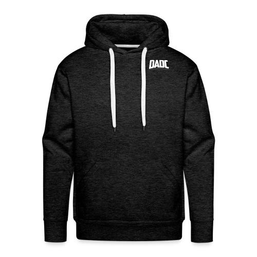 DaDC Logo Design - Men's Premium Hoodie