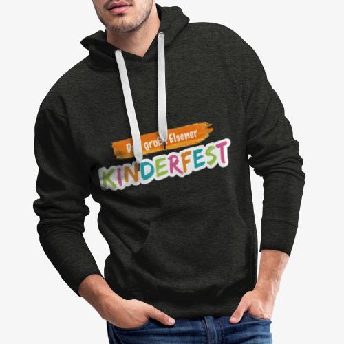 Kinderfest - Männer Premium Hoodie