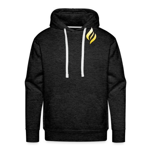 LUX Default Logo - Men's Premium Hoodie