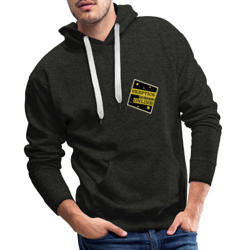 SitP Logo Angled - Men's Premium Hoodie