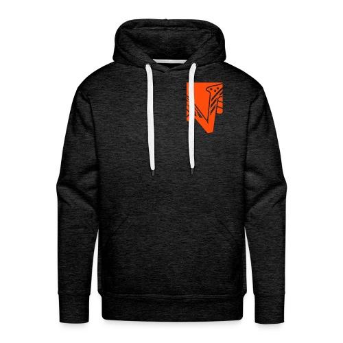 Velocity - V - Männer Premium Hoodie