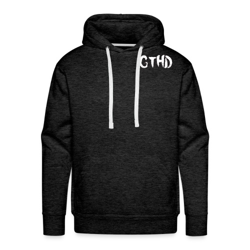 GTHD LOGO - Men's Premium Hoodie