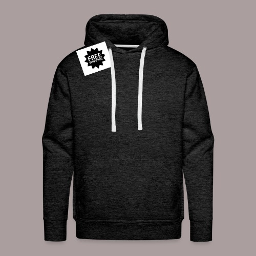 Free Shipping - Männer Premium Hoodie