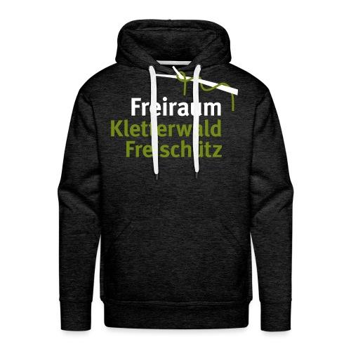 Kletterwald Freischütz Fanshop - Männer Premium Hoodie