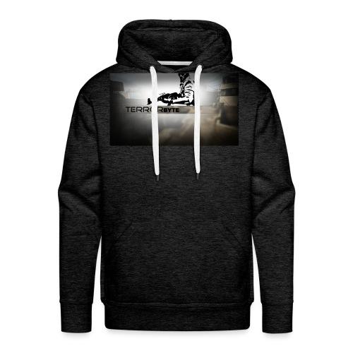 Terrorbyte_Clan - Männer Premium Hoodie