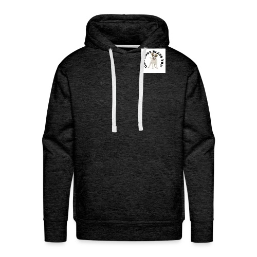 USA Dogs Bless You - Men's Premium Hoodie
