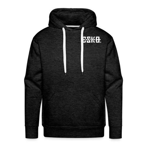 ESK8 merch - Mannen Premium hoodie