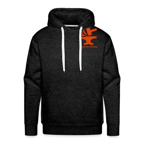 Eisenschmiede Orange - Männer Premium Hoodie