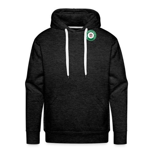 LlanelliTSC logo - Men's Premium Hoodie