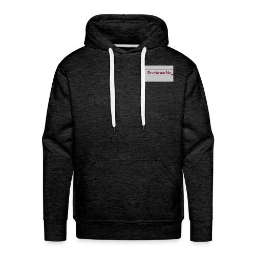 Everkrombie - Männer Premium Hoodie