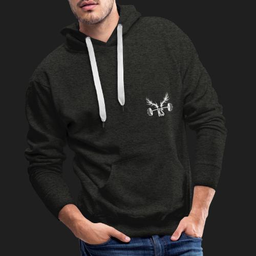 Kraftstaette - Männer Premium Hoodie