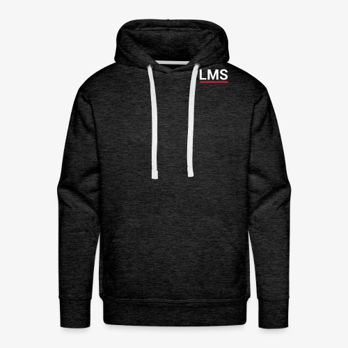 LMS Logo - Männer Premium Hoodie