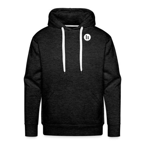 ctylight icon bild rund - Männer Premium Hoodie