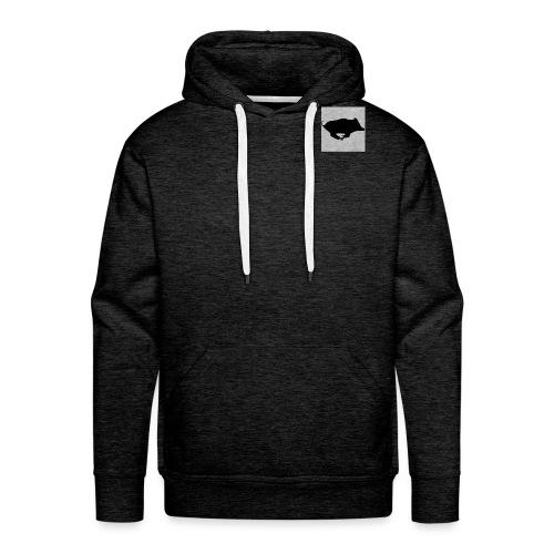 Sanglier - Sweat-shirt à capuche Premium pour hommes