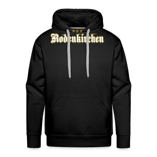 Rodenkirchen (kölsch Veedel) - Männer Premium Hoodie