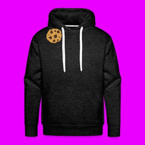 CooK - Sweat-shirt à capuche Premium pour hommes