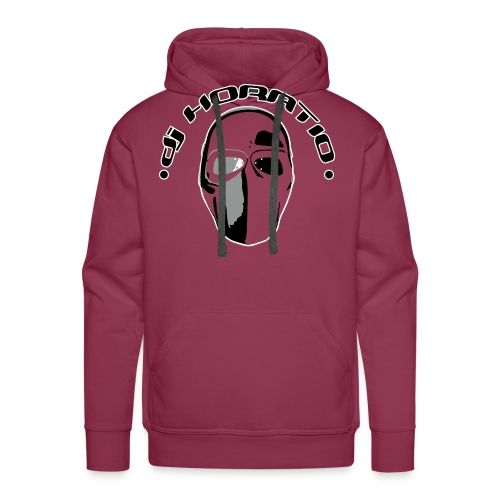 DJ Horatio - Mannen Premium hoodie