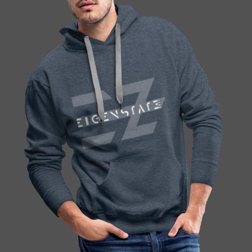 Eigenstate Front & Back - Men's Premium Hoodie
