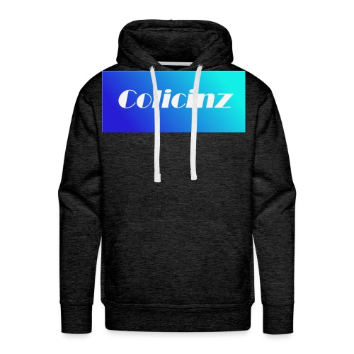 Colicinz Logo - Men's Premium Hoodie