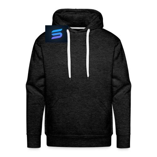 SkyMaster - Herre Premium hættetrøje