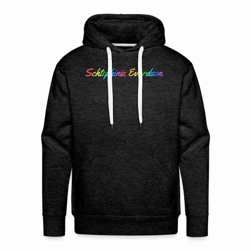 Schtephinie Evardson: Special Edition Gay Pride - Men's Premium Hoodie
