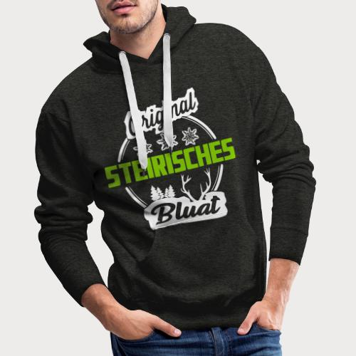 Steirisches Blut - Männer Premium Hoodie