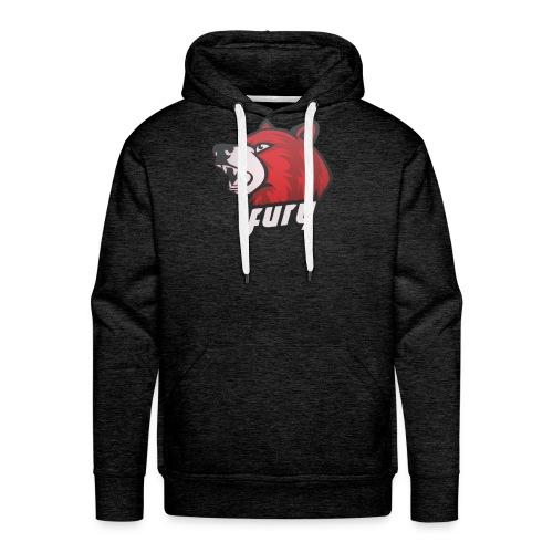 Fury - Sweat-shirt à capuche Premium pour hommes