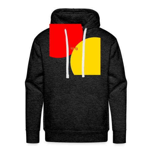lol tg - Sweat-shirt à capuche Premium pour hommes