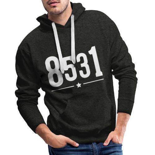 8531 - Mannen Premium hoodie