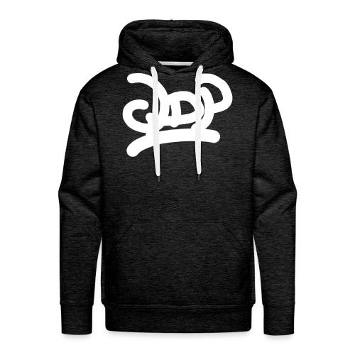 Qdp original logo - Sweat-shirt à capuche Premium pour hommes