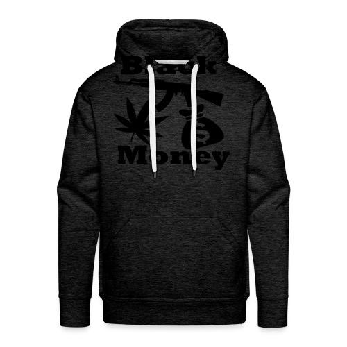 Black Money - Mannen Premium hoodie