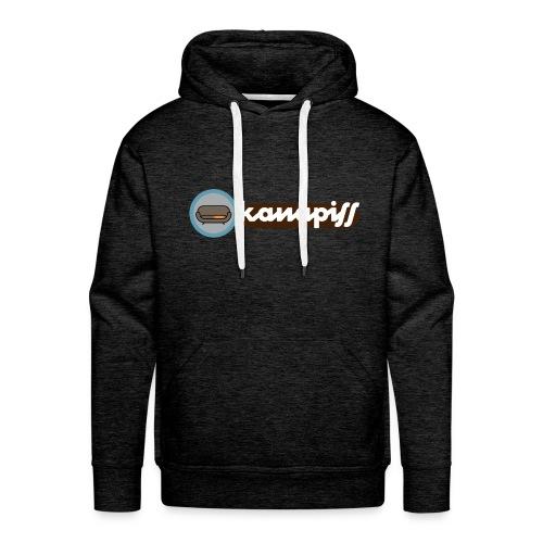 Kanapiss round serum - Sweat-shirt à capuche Premium pour hommes