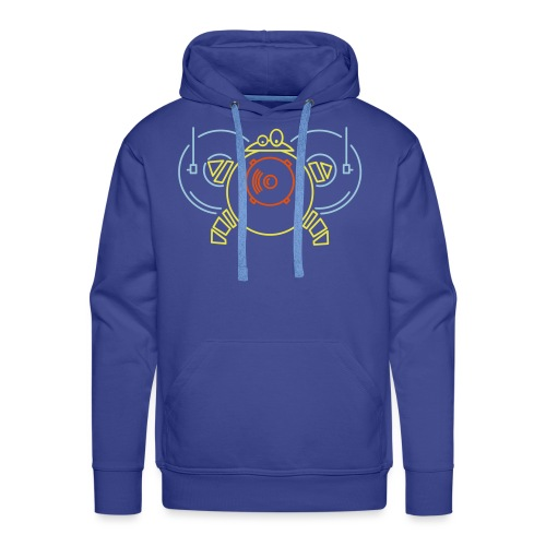 T Shirt Motiv - Männer Premium Hoodie