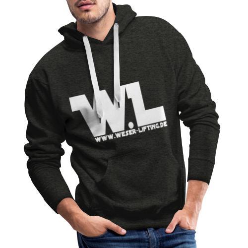 WeserLifting - Männer Premium Hoodie