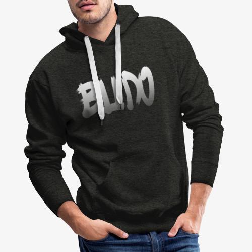 BUDO - Sweat-shirt à capuche Premium pour hommes