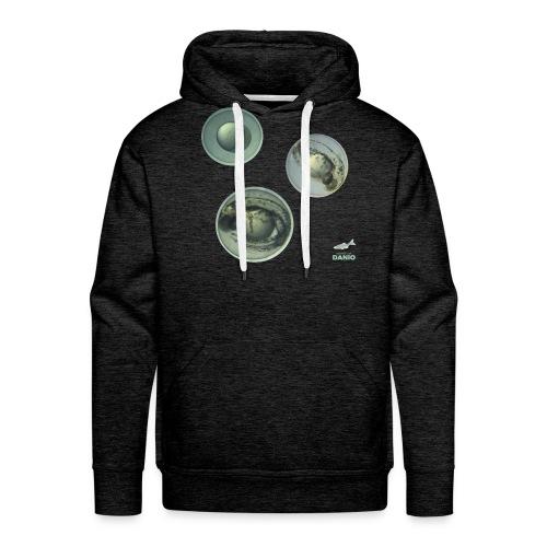 Camisetas Danio huevos de pez - Sudadera con capucha premium para hombre