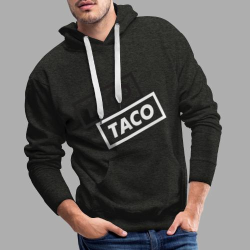 TacoTaco - Herre Premium hættetrøje