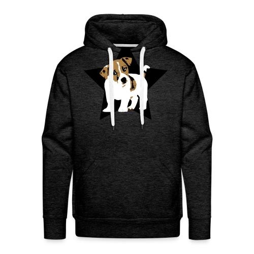 Hund des Jahres - Männer Premium Hoodie