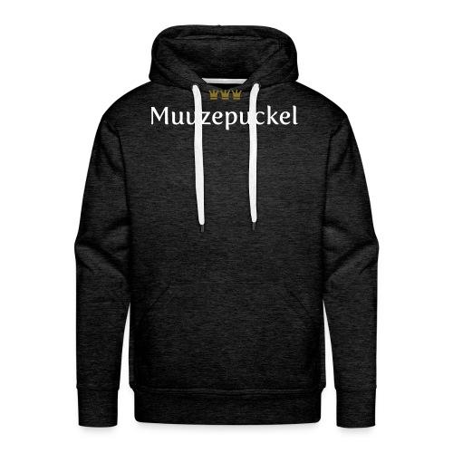 Muuzepuckel (Köln/Kölsch/Karneval) - Männer Premium Hoodie
