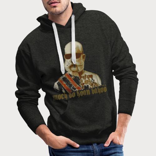 Kaiser Franz Bahöö - Männer Premium Hoodie