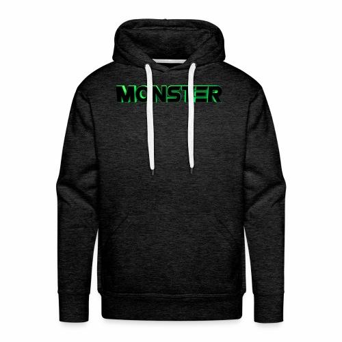 xtreme Monster - Sudadera con capucha premium para hombre