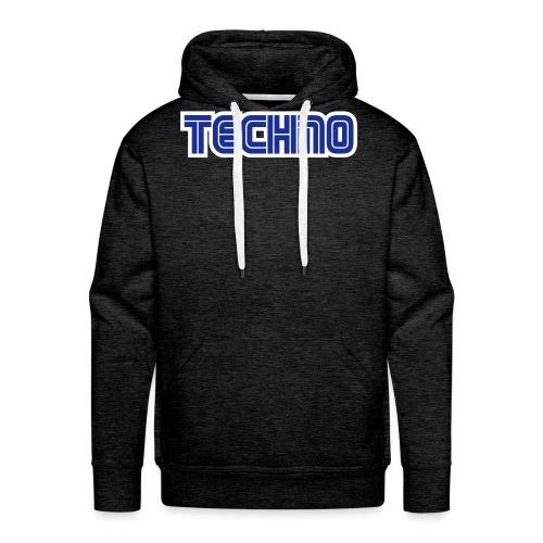 Techno 2 - Men's Premium Hoodie
