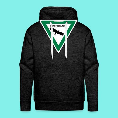 Naturschützer - Design-Farbe wählbar - Männer Premium Hoodie