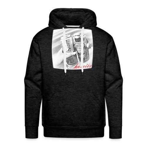 Homies Design - Sudadera con capucha premium para hombre