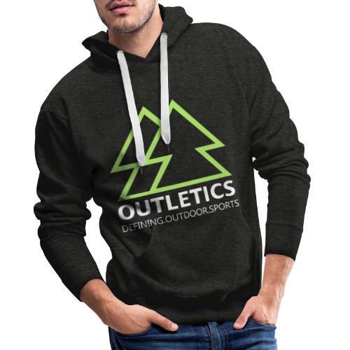 outletics denim - Männer Premium Hoodie