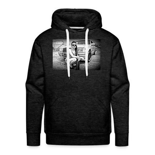 HELLSTARZ IONA I - Sweat-shirt à capuche Premium pour hommes