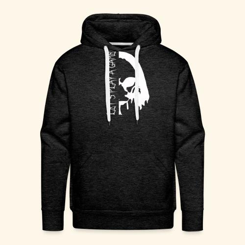 Let's play a game - Sweat-shirt à capuche Premium pour hommes