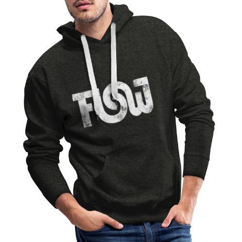 Flow - Männer Premium Hoodie