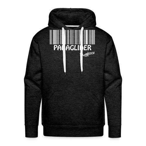 barcode n - Männer Premium Hoodie